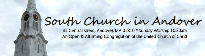 South Church in Andover